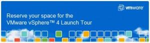 vSphere 4 Launch Tour