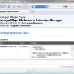 registerextension